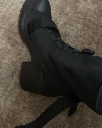 These shoes are so freaking cute and comfortable. I wear a 10.5 in boots and i bought the 10 and the fit just right. I just need more colors to buy!!!!