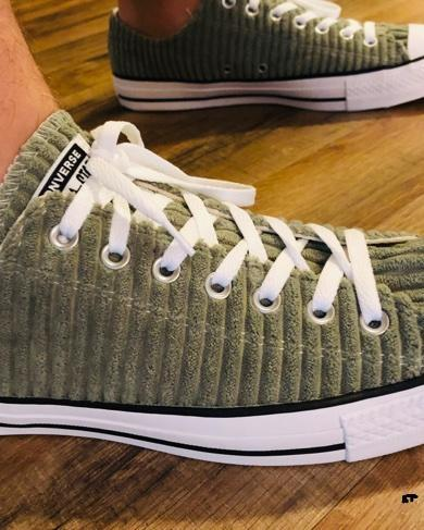Cushioned comfort for a price. They are very comfortable and are a classic look that works with any dress style. Wearing a suit? Grab the chucks. Going out on the town? Grab the chucks.   I received this product as part of a Stellar Product Panel
