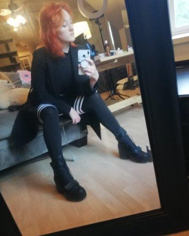 I have an obsession with looking like some kind of super spy whenever I go out in public and these shoes are perfect for such things. I can run in them, and I forget I'm even wearing heels. 10/10 would buy again.