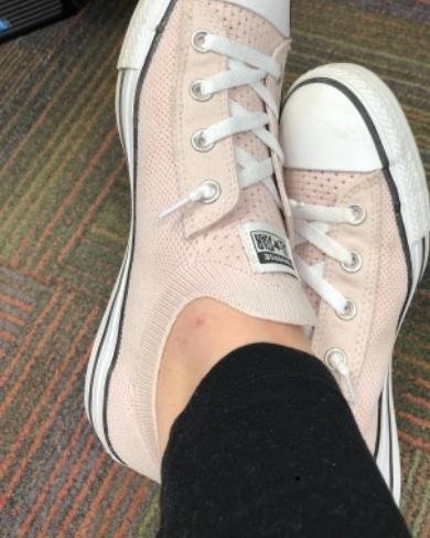 Chucks have always been my go to sneaker but these are my new favorite. I love the knot material and will be buying more in more colors.