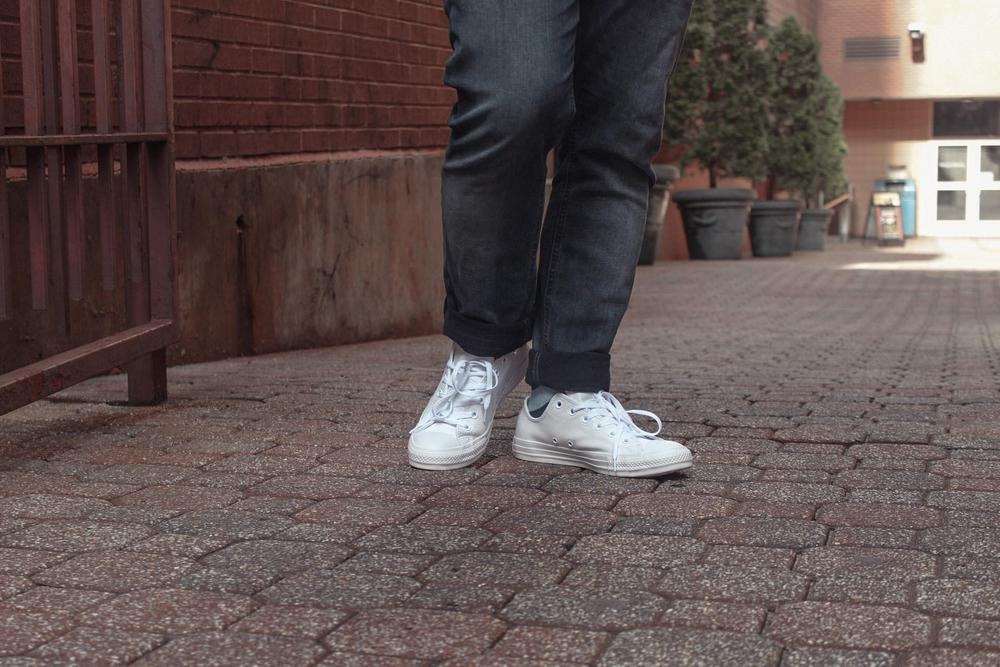 Great quality. Runs a little big! The leather is outstanding and is aging really well! Looks better and better as I wear them! These sneakers were gifted from Converse in exchange for an honest review.