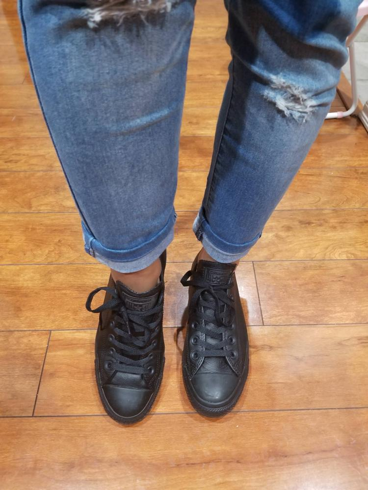 They fit just so perfect, true to their size and one of the most comfortable pair of shoes I own. Thank you Converse for gifting me these shoes for the review.