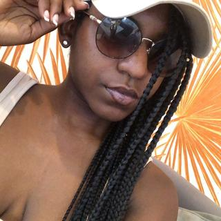 On vacation in Miami. Protected my eyes against the sun rays