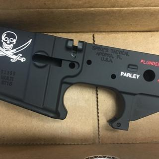 Spikes tactical pirate lower