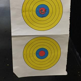 Zero at a 100 yards