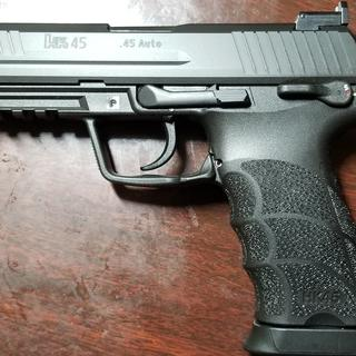 Heckler and Koch and Koch HK45 Tactical V1 745001T-A5