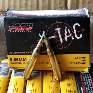 Awesome Ammo from an awesome company thanks for supporting Active Duty n Veterans