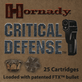The ultimate choice for personal defense.