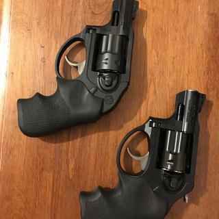 Ruger LCRx  38 Special 1 875 Inch 5Rd with Houge Grip