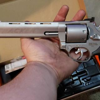 Taurus 692SS Matte Stainless  357 Mag / 9mm 6 5-inch 7Rds