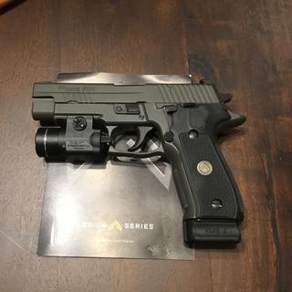 Sig Sauer P226 Legion Full Size Double/Single Gray Cerakote 9mm 4 4-inch  15Rds Night Sights