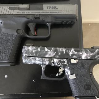 Century Arms TP9SF Elite Tungsten / Black 9mm 4 2-inch 15rd