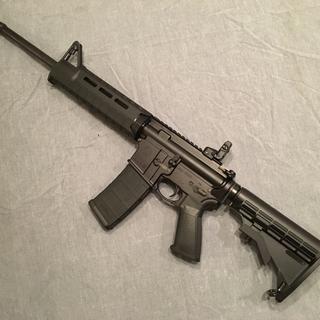 Ruger AR-556  223 Rem / 5 56 NATO 16 1
