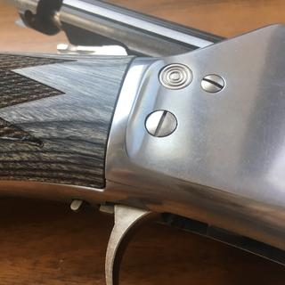 Marlin 1895 Big Loop Stainless / Laminate Gray  45-70 18 5-inch 6Rds
