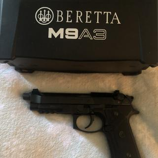 Beretta M9A3 Black 9mm 5-inch 17Rds Decocker Only