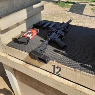 Range day.