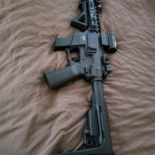 Just installed on my Fx-9 pistol