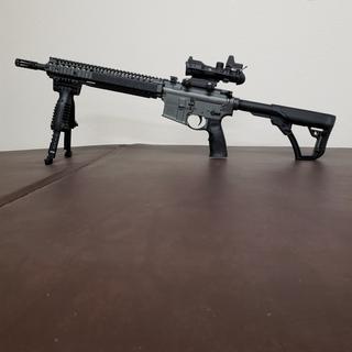 DD M4A1 with 4x32 Acog