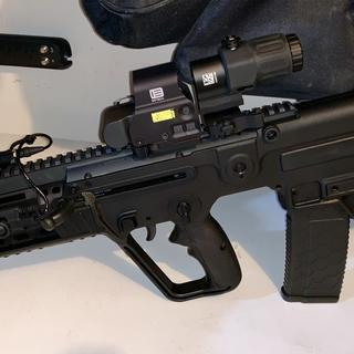 Thanks Grabagun! The X95 is a great rifle and all the extras added in makes it even better!