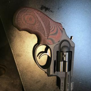Upgraded revolver