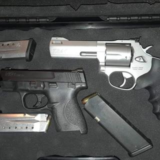 Nice gun haven't shot it yet but can't wait.. put a Hogue grip on it also..