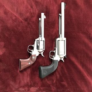 Magnum Research Revolver 45/70 GVT 7 5-inch STS