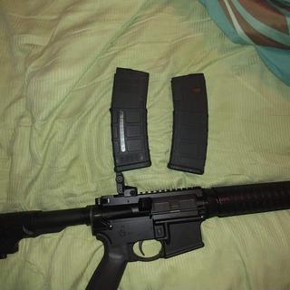 Also have them for my ruger model .556