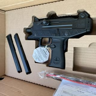 IWI UZI Pro Pistol 9mm 4 5-inch 25Rd Picatinny Rail Adjustable Sights