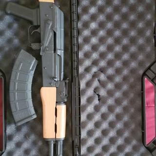 Century Arms GP WASR-10 Black / Wood 7 62x39mm 16 25-in 30Rd