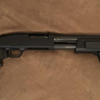 Mossberg FLEX Series 6-Position Tactical Stock Black