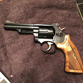 Smith and Wesson Model 19 Blued  357 Mag 4 25-inch 6Rds