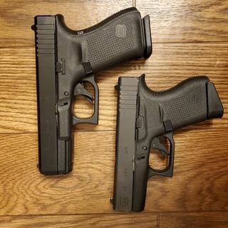 Glock 19 and Glock 43