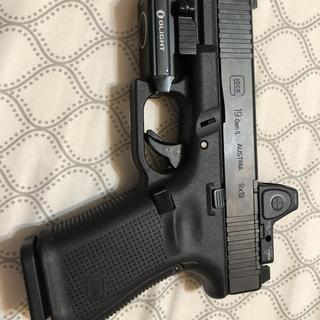 Glock G19 Gen 5 MOS 9mm 4 02-inch Barrel 15 Rounds with Forward Serrations