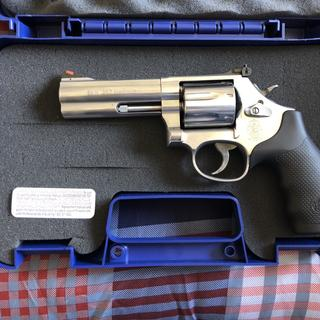 SW 686 Plus 357 Magnum Mag Smith And Wesson 164194