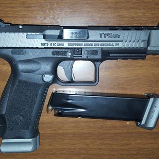 Century Arms Canik TP9SFX 9mm 5 2