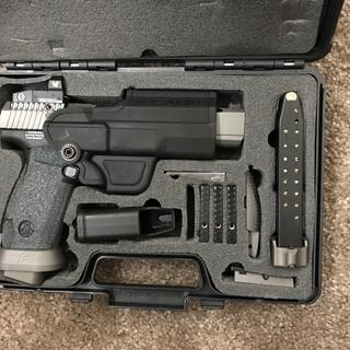 Canik Tp9sfx boxed.