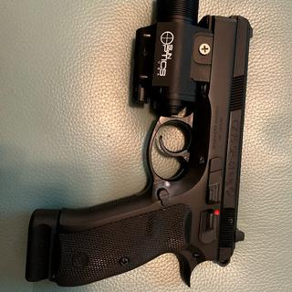 CZ 75 SP-01 Black Polycoat 9mm 4 6-inch 18Rds Night Sights