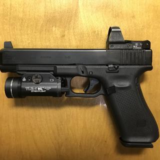 Glock G34 M O S  Gen 5 Black 9mm 5 31In 17 Rounds