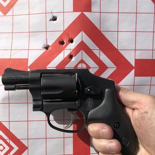 15 yards, Hornady American Gunner, 125 gr. XTP