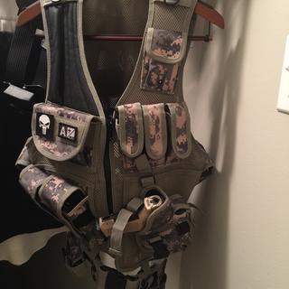 New vest from grabagun