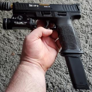 My VP9, with some upgrades obviously.
