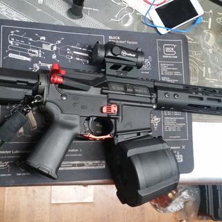Built by Spin Drift Firearms