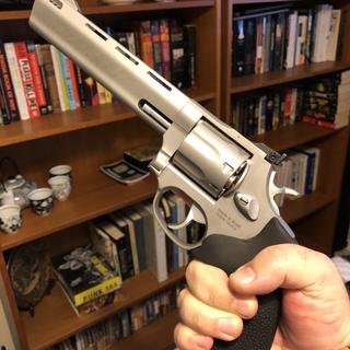 Taurus 627 Tracker 357MAG 6-inch Stainless 7rd