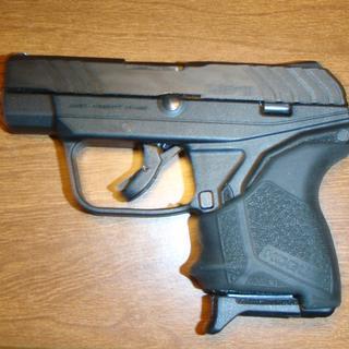 LCP-II w/Hogue Hybrid Grip Sleeve