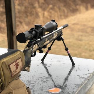 CZ 457 Varmint Precision 22LR Camo 24-inch TB Suppressor-Ready 5Rds