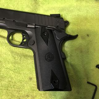 Before rosewood double diamond grips