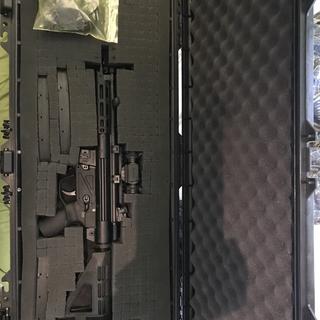 Zenith Firearms Z-5RS Pistolman Black 9mm 8 9-inch 30Rds w/ Brace