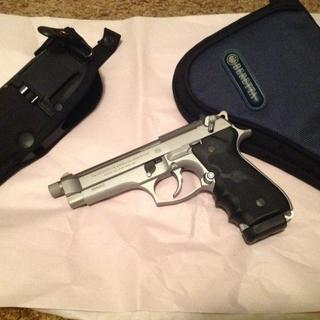 New Stainless Parts Threaded Barrel And Hogue Wraparound Grip