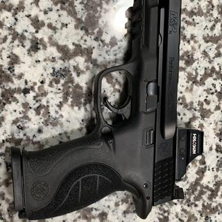 Looks and shoots great on my M&P Pro Series!!