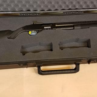 Mossberg 590M Magazine Fed Black 12 GA 18 5-inch 10Rds